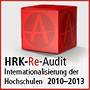 HRK-Re-Audit Internationalisierung der Hochshulen 2010-2013